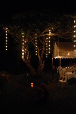 Makindye Country Club: marquee party venue