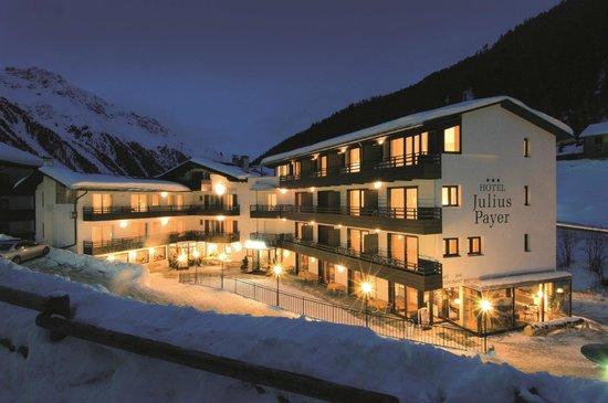 Hotel Julius Payer ***s Winter