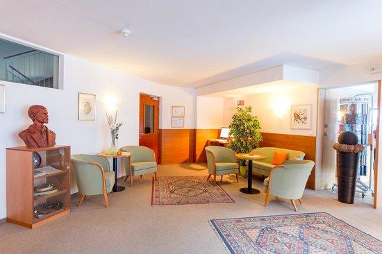 Hotel Julius Payer : Halle