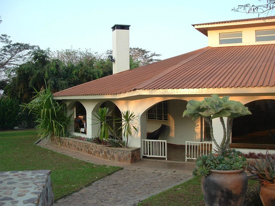 Africa House Malawi: View from the pool