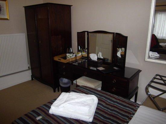 Hilden Lodge: bedroom
