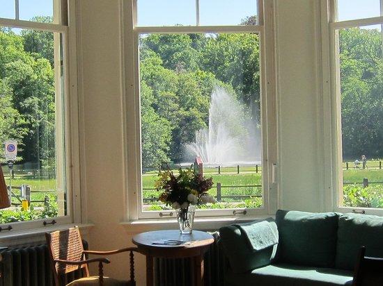 de Burgemeester: view from Park Suite