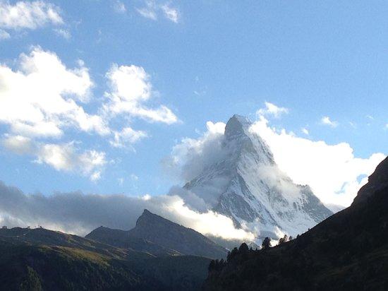 Hotel Bahnhof: Matterhorn