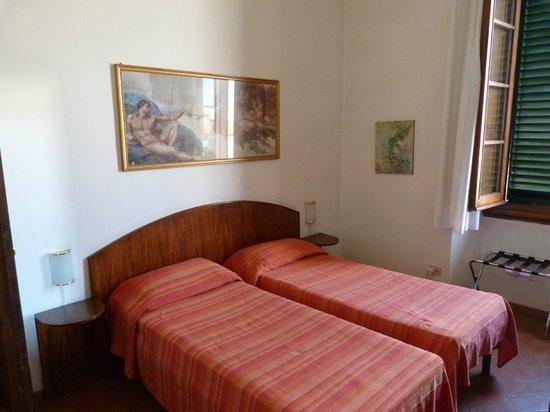 Casa Santo Nome di Gesu: chambre double