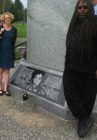 Jimi Hendrix Grave Site: May This Be Love