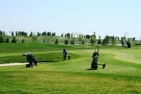 Lighthouse Golf & Spa Resort: The golf course