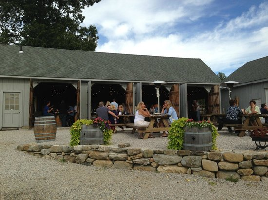 The Barn Chamard Vineyards 115 Cow Hill Road Clinton Ct
