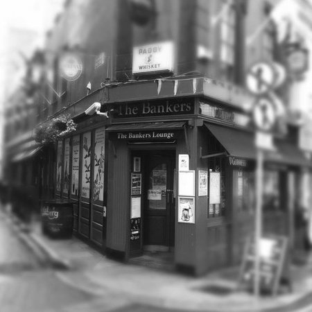 Nice pic at The Bankers Bar