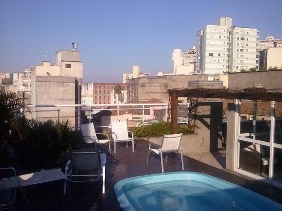Eko Residence Hotel: Academia e piscina
