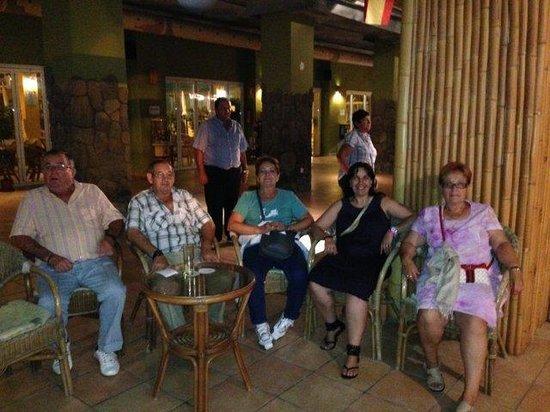 Gran Hotel Peñíscola: con amigos