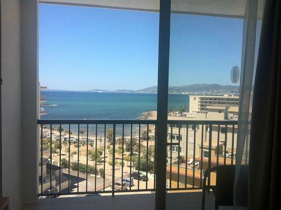 Hotel JS Palma Stay: vistas habitación 607 (terraza) tiene más ventanas