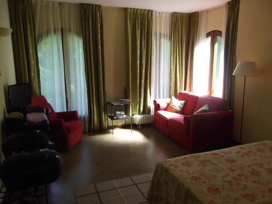 La Valletta Relais: Superior room