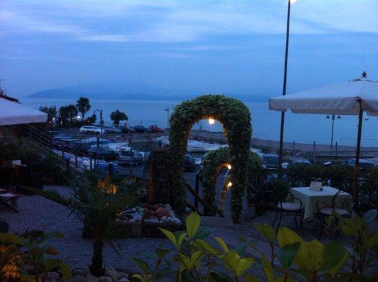 Hotel Belvedere : vista panoramica dalla stanza