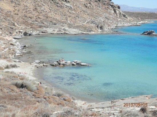 Hotel Aegean Village: pas besoin de piscine....