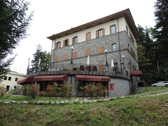 Antica Dimora Villa Basilewsky : Ansicht von unten