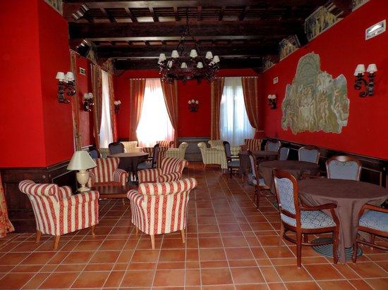 Antica Dimora Villa Basilewsky: Salon