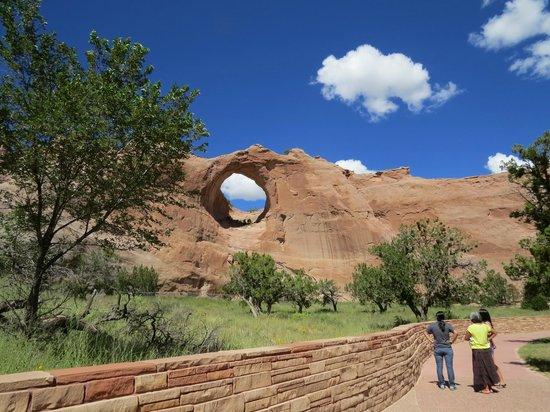 Navajo Reservation: Window Rock