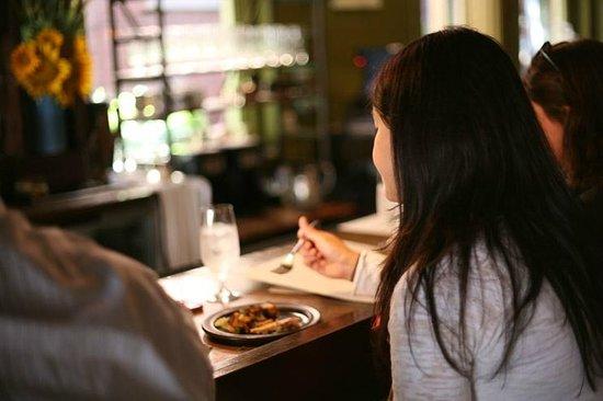 Louisville Food Tour: Enjoying Hawaiian Barramundi