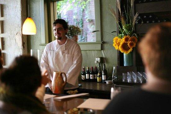 Louisville Food Tour: Chef Jon Exum at Wiltshire on Market