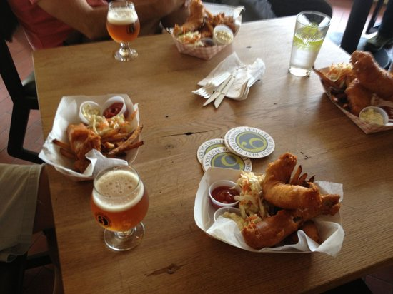 Smithtown Seafood: Some of the Fish n' Chips