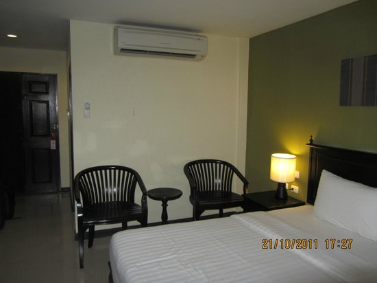 White Sand Krabi Hotel: The room interior