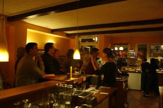 Bistro de la Cameleer: Samstag Abend im Bistro
