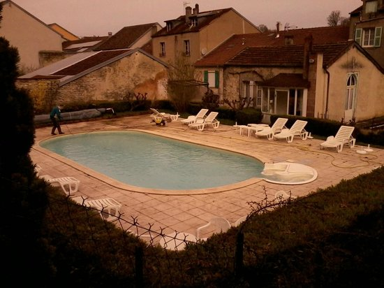 Hotel d'Orfeuil : Pool