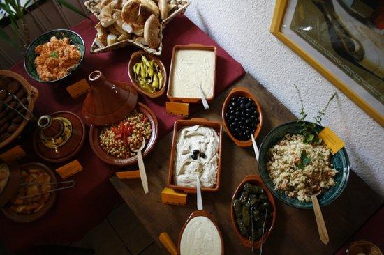 Bistro de la Cameleer: Cameleer´s Catering