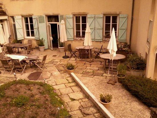 Hotel d'Orfeuil : Garden