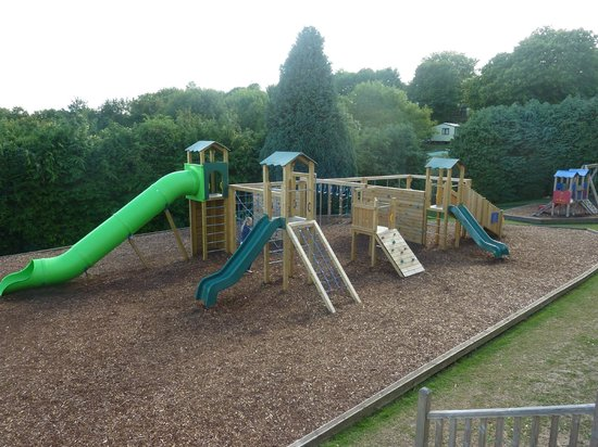 Parkdean - Torquay Holiday Park: Childrens play area