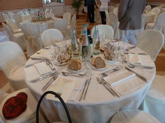 Castello Dal Pozzo: ristorante