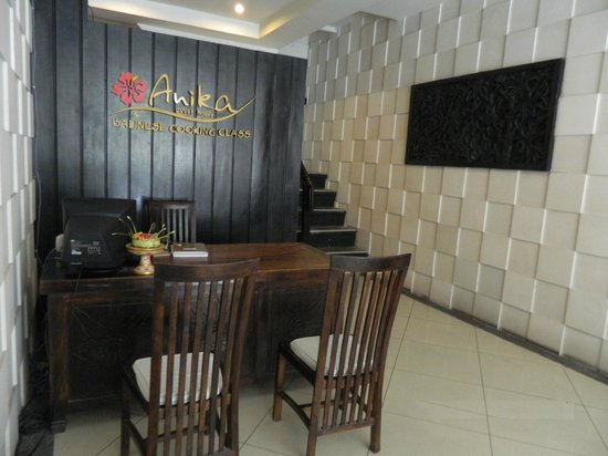 Anika Guest House: Reception