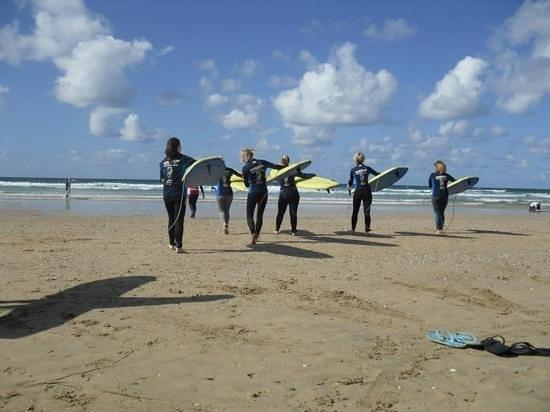 Offshore Surf School: here we go,,
