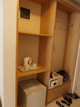 The Tusita Hotel: facilities