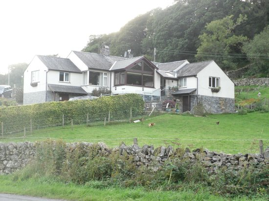 Browside & Underwood Self Catering Cottages: The B&B