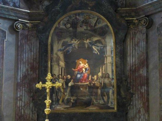 Chiesa di San Bartolomeo: pala di Lotto