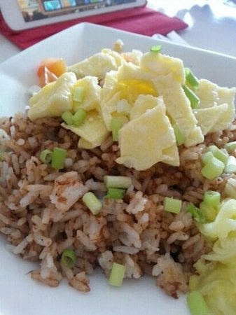Heavenly Desserts by Dorothy: bagoong rice