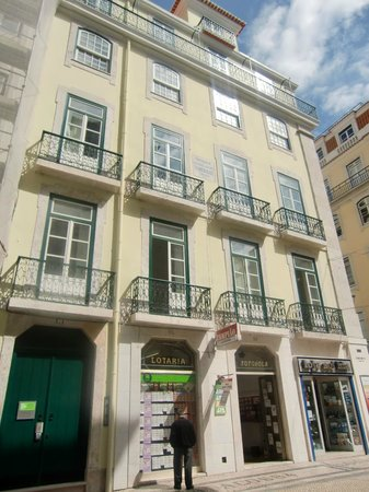 Lisbon Serviced Apartments - Baixa Chiado: 外観