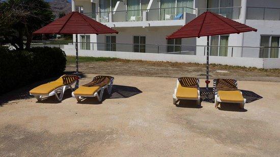 Kolymbia Beach Hotel: piscina
