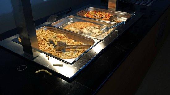 Kolymbia Beach Hotel: varietà cibo