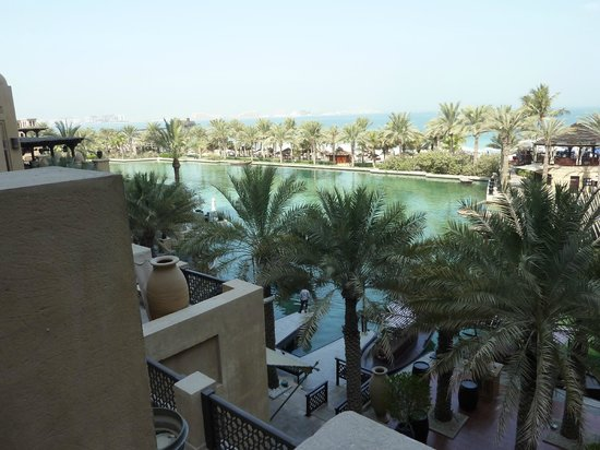 Jumeirah Mina A'Salam: View from room