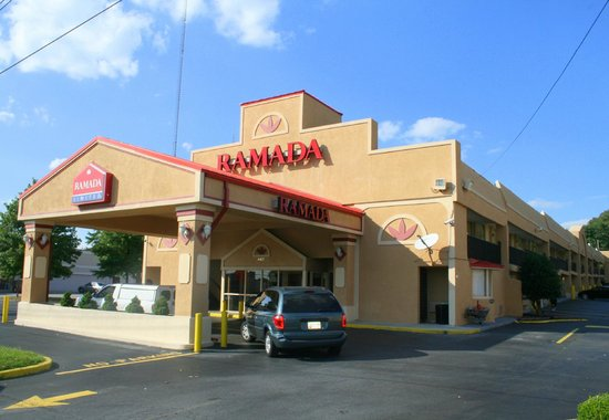 Ramada Baltimore West: Aussenansicht