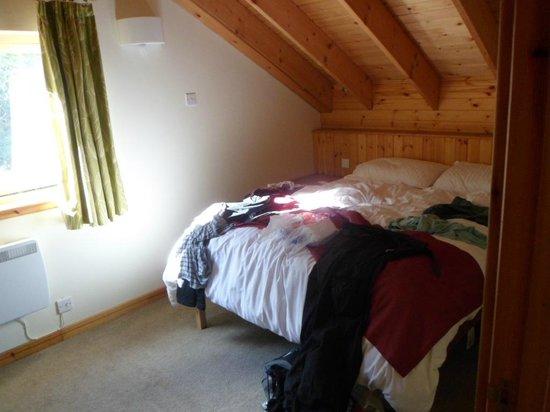 Forest Holidays Strathyre, Scotland: Upstairs bedroom