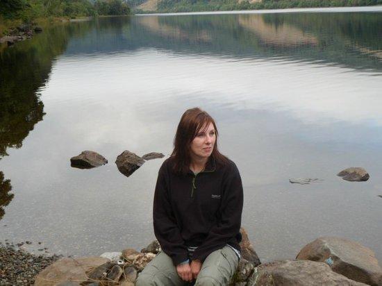 Forest Holidays Strathyre, Scotland: Loch Lubnaig