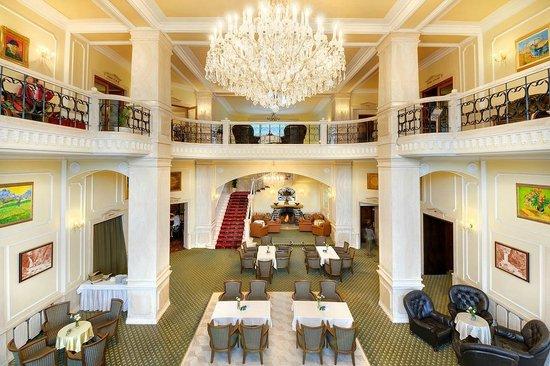 Grand Hotel Praha Slowakei