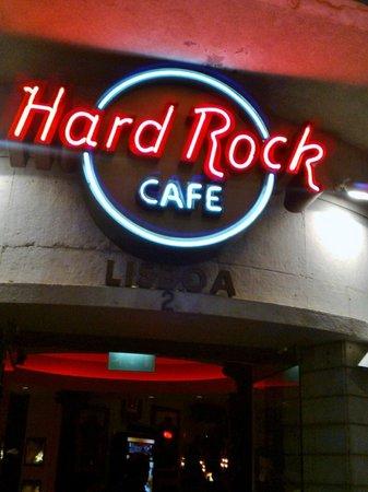 Hard Rock Cafe Wlan
