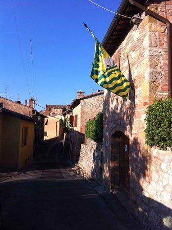 Agriturismo La Bruciata: Montepulciano