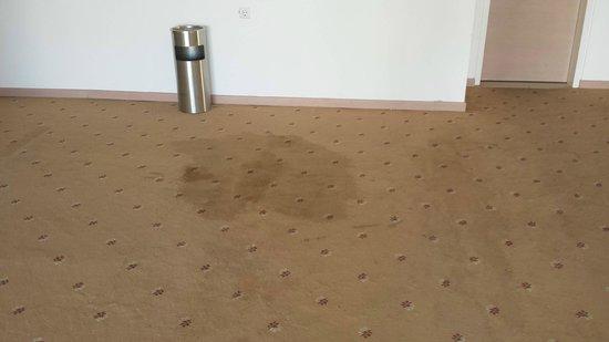 Kolymbia Beach Hotel: moquette interno corridoio