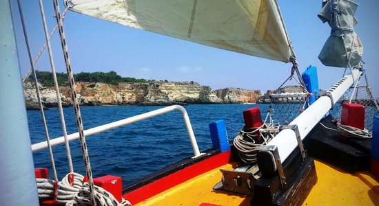 Trigana Boat Trips : The Formosa