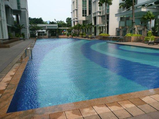 Fraser Residence Sudirman Jakarta: The Fraser Pool 50 m